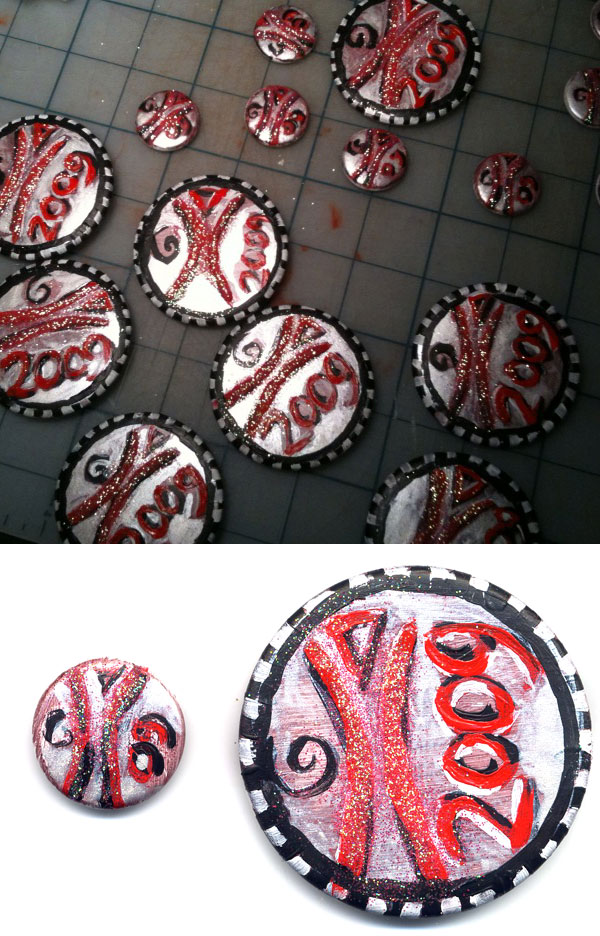 This year I made a few buttons to hand out at Burning Man :-)