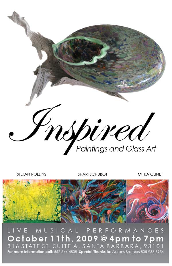 Inspired - Poster Design