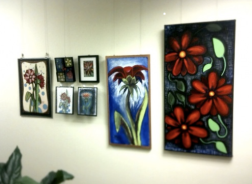 """Photo from """"Natural Forms"""" at the TVSB gallery 7000"""