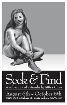 """Postcard from """"Seek & Find"""""""
