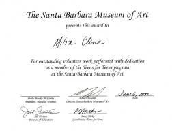 High School - From Santa Barbara Museum of Art