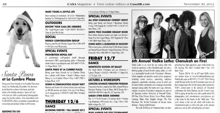 Casa Magazine page 10