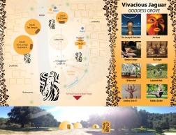 Map of the goddess grove