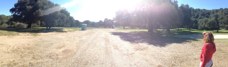 On location at Live Oak