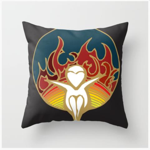 http://society6.com/foreverbird/Astronaut-near-the-Sun_Pillow#25=193&18=126
