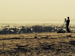 Photographing surfers :)