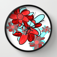http://society6.com/foreverbird/March-2014-Flowers_Wall-Clock#33=282&34=286