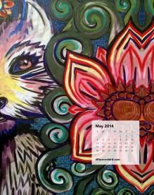 iPad Desktop Art - 1936x2448