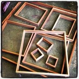 Assemble the Frames