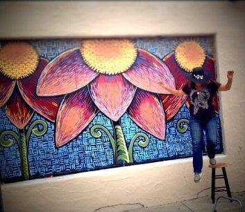 Public Mural in Santa Barbara