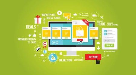 e-commerce-concept