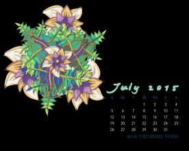 July2015FlowerCalendarMitraCline10