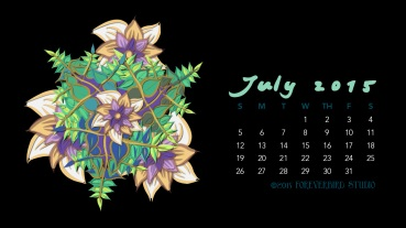 July2015FlowerCalendarMitraCline13