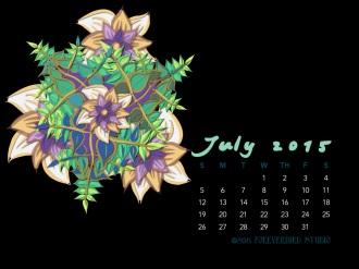 July2015FlowerCalendarMitraCline14