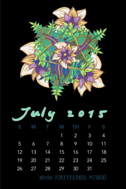 July2015FlowerCalendarMitraCline15