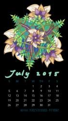 July2015FlowerCalendarMitraCline16