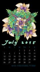 July2015FlowerCalendarMitraCline17