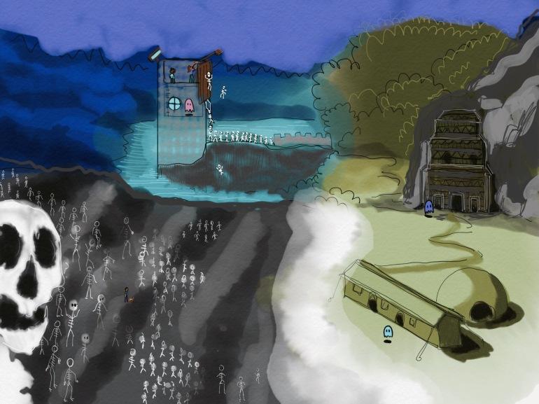 dream map