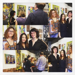 Dreams Group Art Show at The Underground