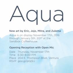 Aqua Group Show