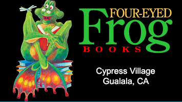 four eyed frog books