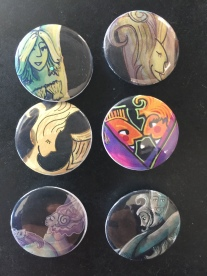 mermaid pins 2