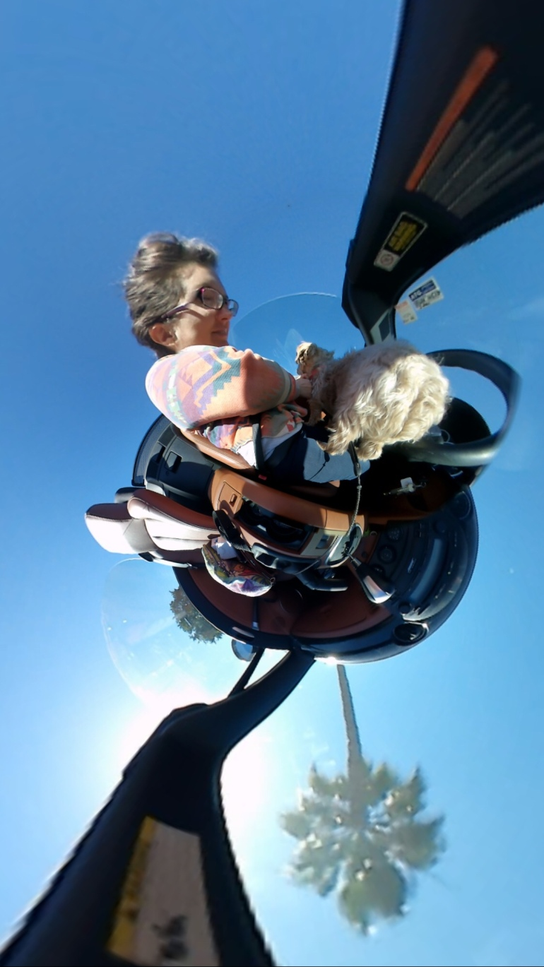360 photo in convertible