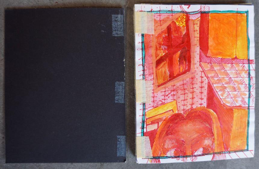 Mitra Cline - 1997 Artist Book - 2