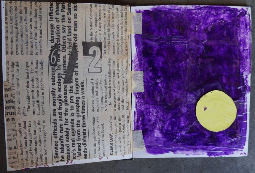 Mitra Cline - 1997 Artist Book - 7