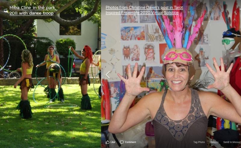 costumes from santa barbara summer solstice