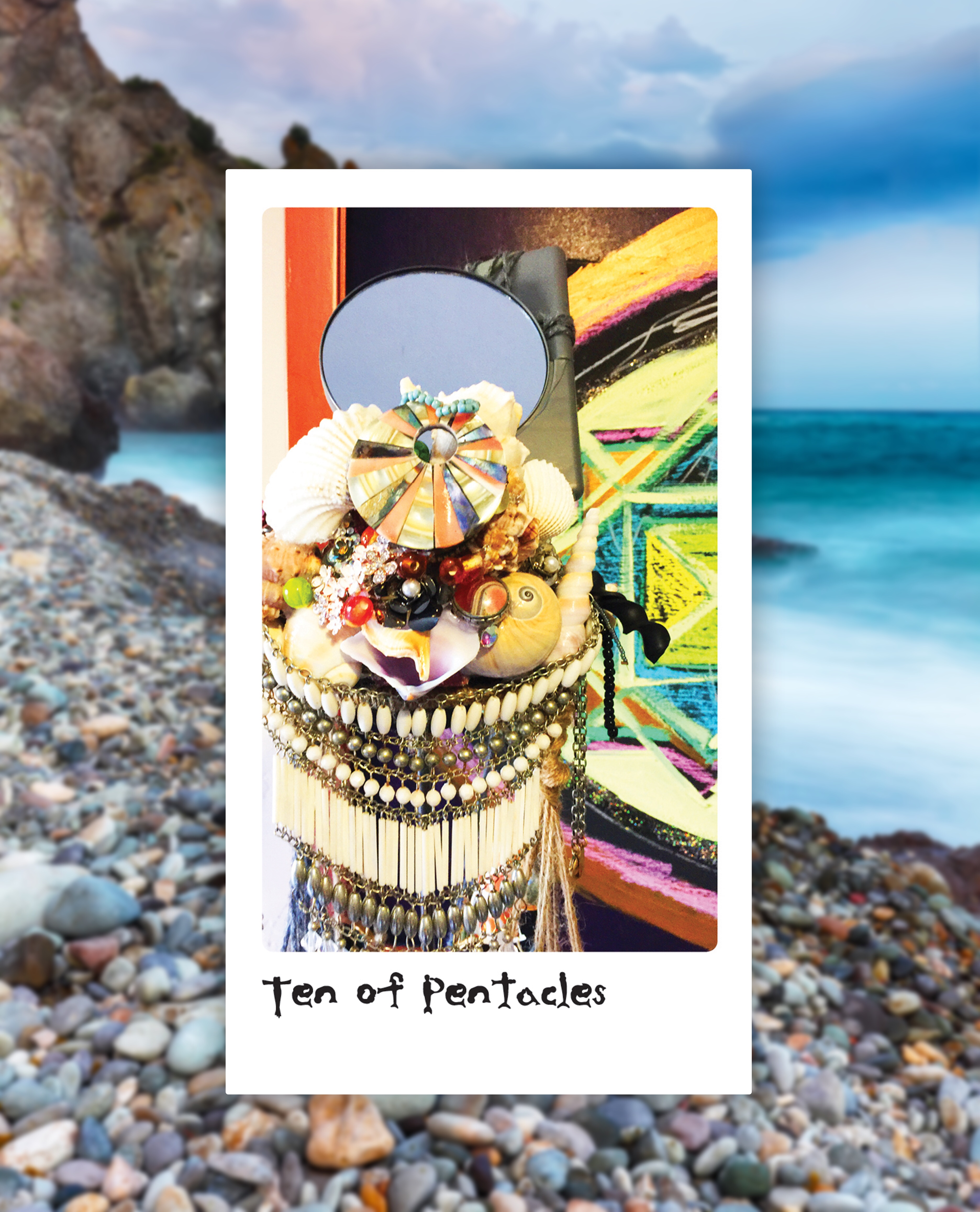 ten of pentacles mermaid type tarot